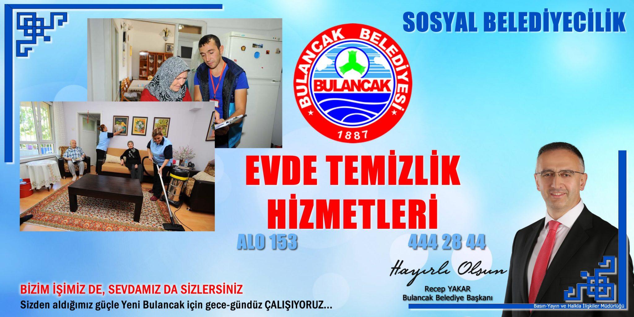 SOSYAL   Evde Temizlik Hizmetleri Projesi