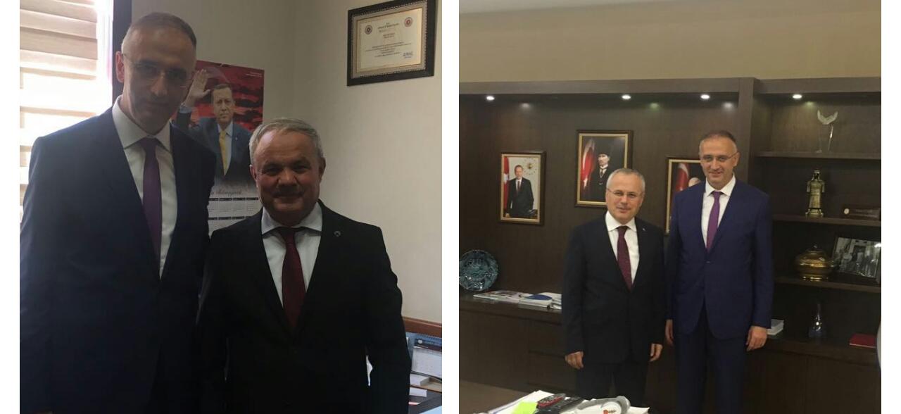 Başkan Yakar, Ankara'dan müjdeli haberlerle döndü