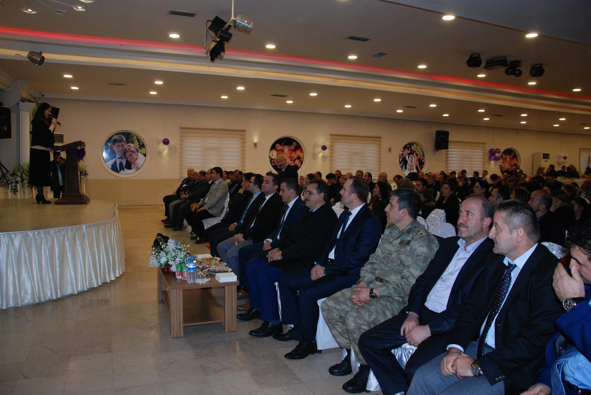 Başkan Yardımcılarımız 24 Kasım Özel Programına katıldı