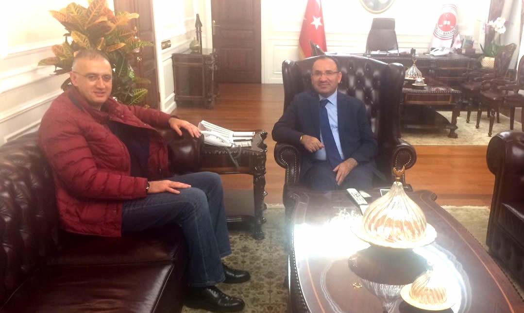 Başkan Yakar'dan Canikli ve Bozdağ'a Adliye Sarayı teşekkürü