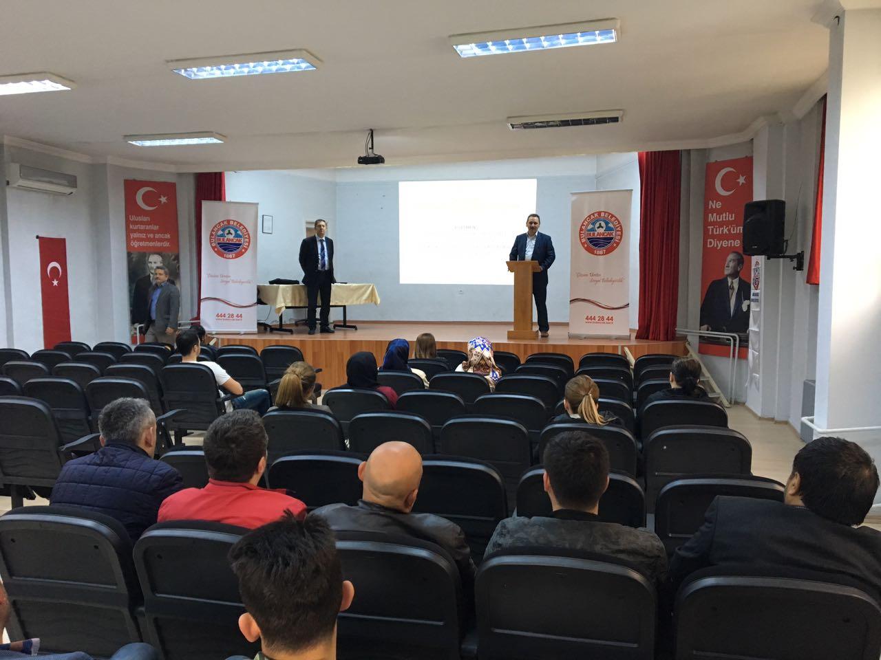 Bulancak'ta Uygulamalı Girişimcilik Eğitimi Başladı