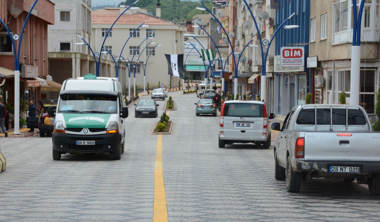 """Başkan Yakar, """"Otogar Caddesi halkımızın hizmetine açıldı"""""""