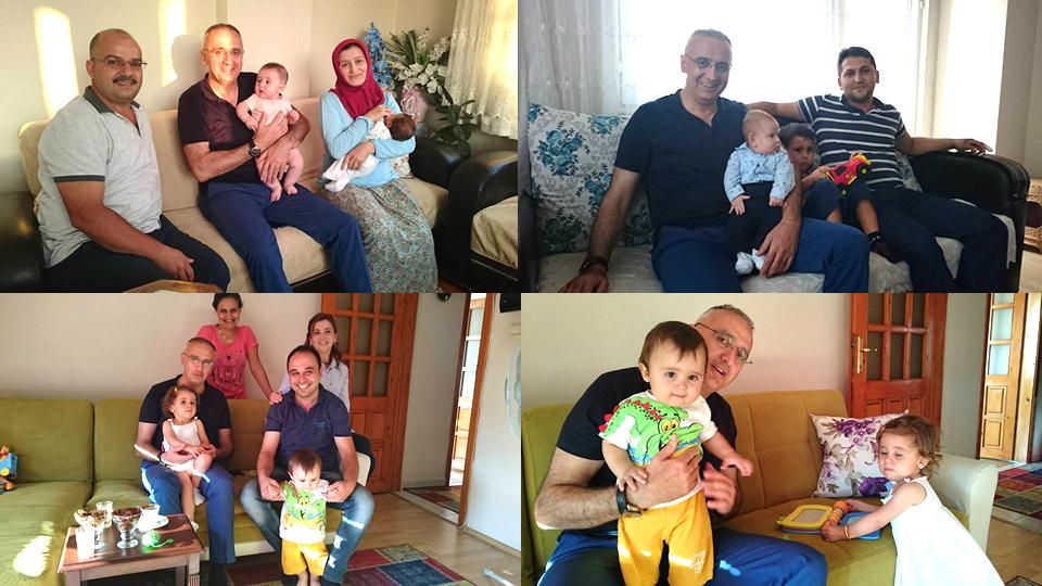 Başkan Yakar, bebek ziyaretlerine devam ediyor