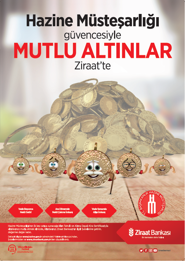 Hazine Müsteşarlığı Basın Duyurusu!
