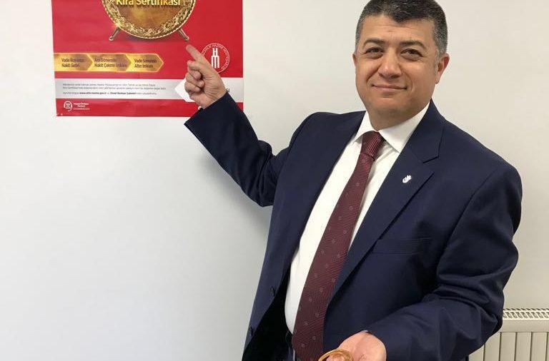 Ziraat Bankası Tahvil Duyurusu!